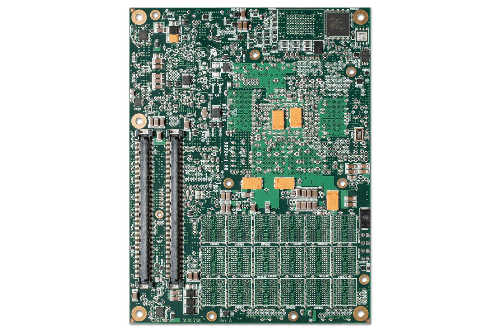 XPedite5850 NXP QorIQ T4240 Basic COM Express Mezzanine
