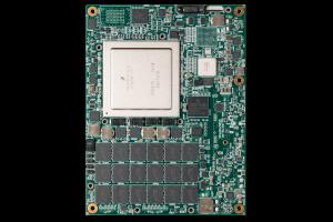 XPedite5850 COM Express® Mezzanine Module Top Shot