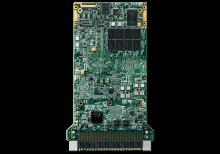 XPedite7470 3U VPX Single Board Computer (SBC) Bottom Shot