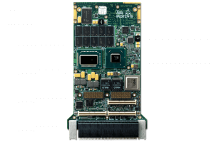 XPedite7470 3U VPX Single Board Computer (SBC) Top Shot