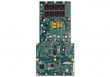 XPedite7501 XMC Mezzanine Module Bottom Shot