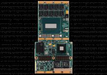 XPedite7501 XMC Mezzanine Module Top Shot