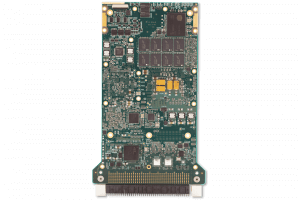 XPedite7570 3U VPX Single Board Computer (SBC) Bottom Shot