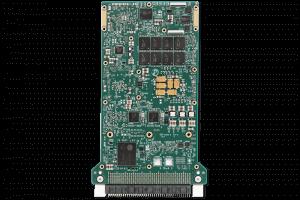 XPedite7572 3U VPX Single Board Computer (SBC) Bottom Shot