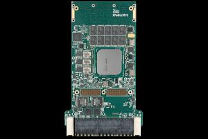 XPedite7670 3U VPX Single Board Computer (SBC) Top Shot