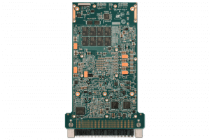 XPedite7672 3U VPX Single Board Computer (SBC) Bottom Shot