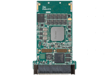 XPedite7676 3U VPX Single Board Computer (SBC) Top Shot