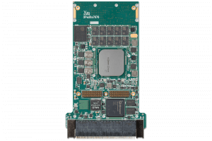 XPedite7676 3U VPX Single Board Computer (SBC) Top Shot