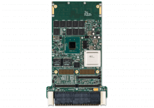 XPedite8171 3U VPX Single Board Computer (SBC) Top Shot