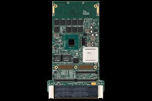 XPedite8171 3U VPX Single Board Computer (SBC) Top Shot
