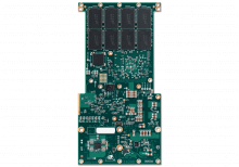 XPort6105 XMC Embedded Solid-State Storage Module Bottom Shot