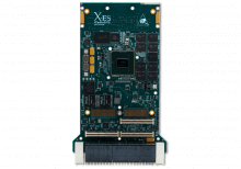 XPedite5970 3U VPX Single Board Computer (SBC) Top Shot