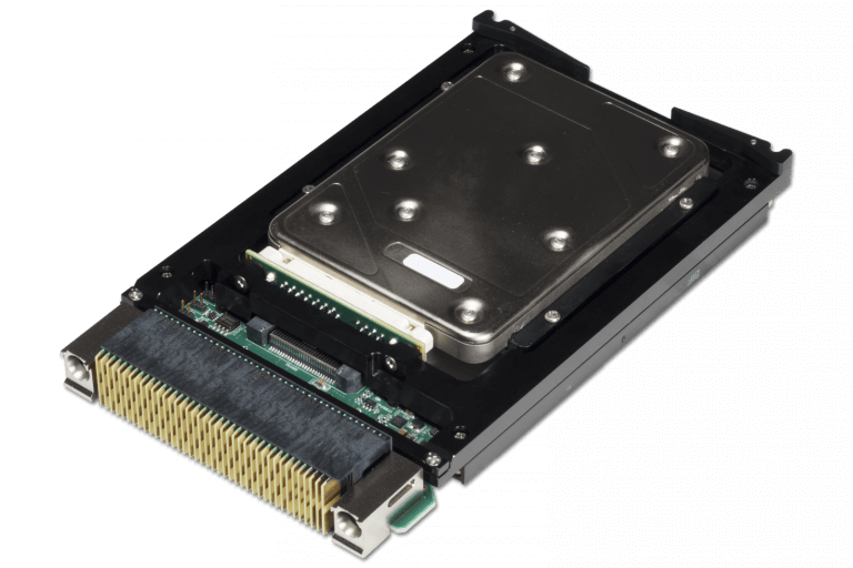 XPort6175 | 3U VPX Embedded Storage Module