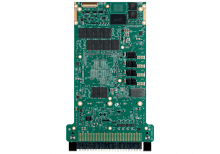 XPedite6370 | 3U VPX SBC Bottom Shot