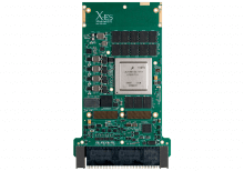 XPedite6370 | 3U VPX SBC Top Shot