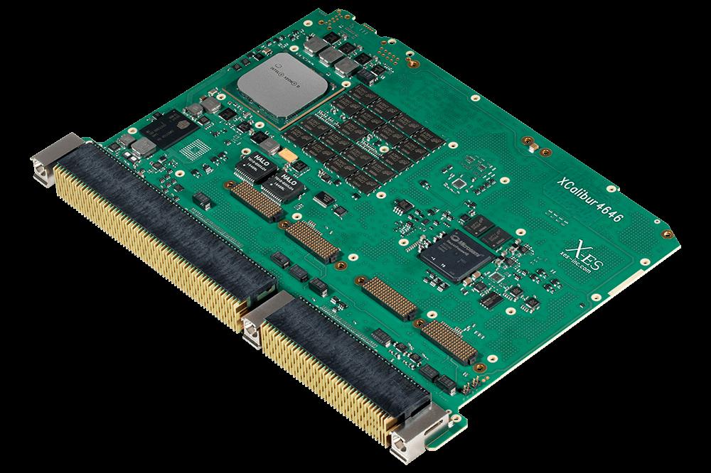 XCalibur4646 | 6U VPX Single Board Computer