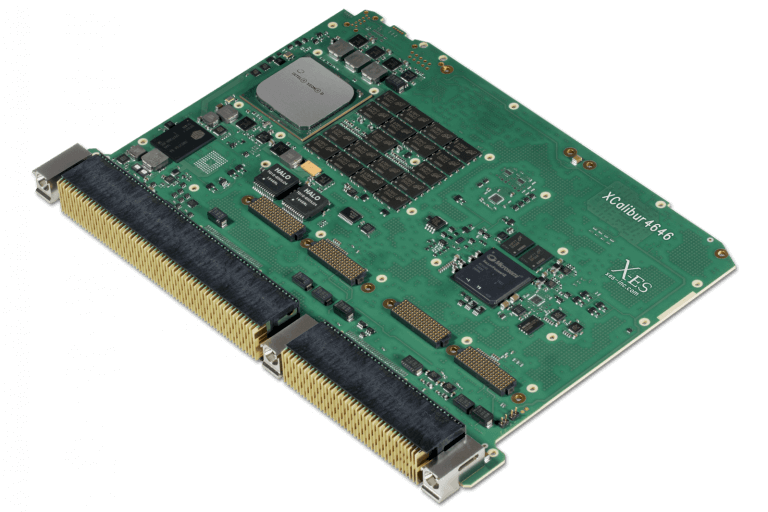 XCalibur4646 | 6U VPX Single Board Computer (SBC)
