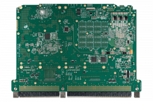 XCalibur4646 | 6U VPX Single Board Computer (SBC) Bottom Shot