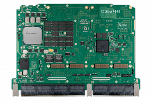 XCalibur4646 | 6U VPX Single Board Computer (SBC) Top Shot