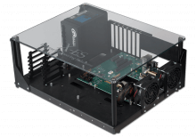 XPand1404 | COM Express® Development System Side Shot