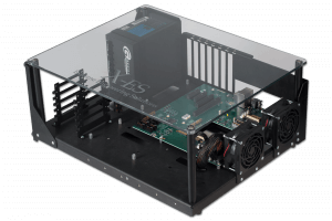 XPand1404 | COM Express® Development System Side Shot