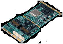 XPedite6401 | XMC/PMC Processor Mezzanine Module with NXP QorIQ LS1046A A72 Core Processor