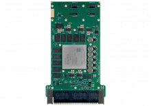 XPedite2570 | 3U VPX FPGA Top Shot