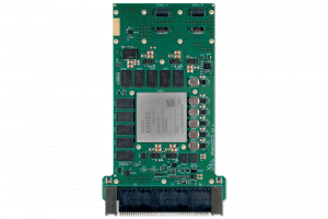 XPedite2570 | 3U VPX FPGA Top Shot