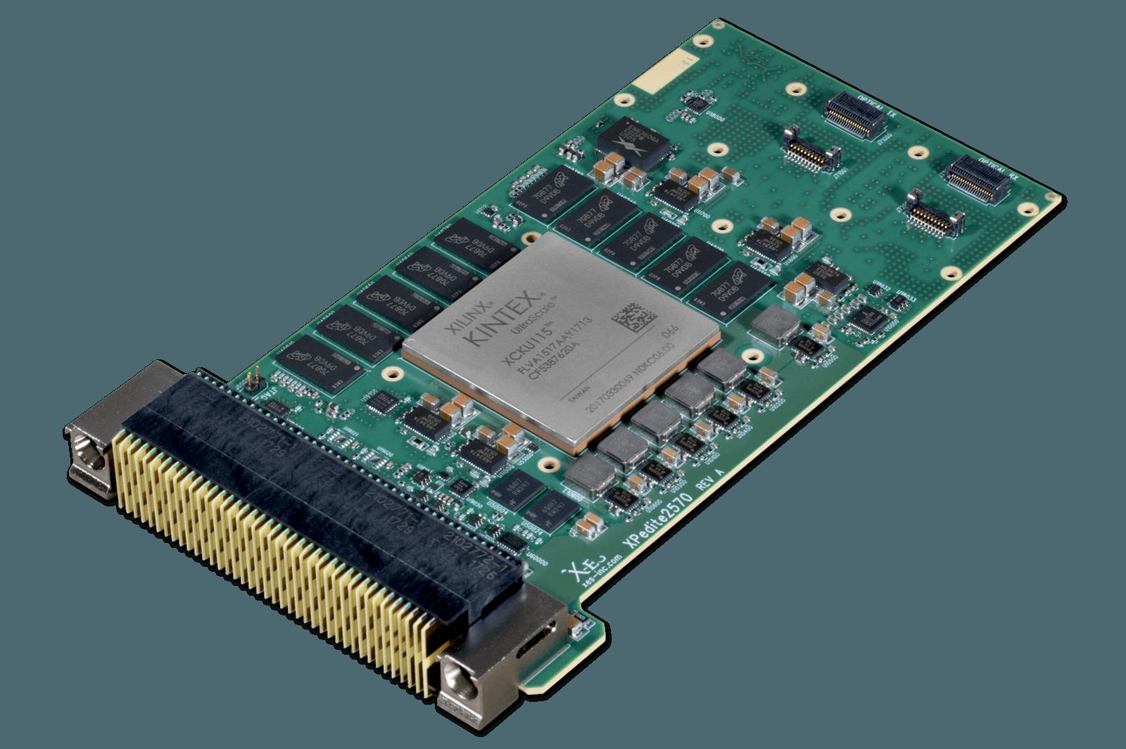 XPedite2570 | 3U VPX FPGA