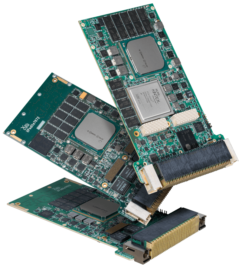 Intel Xeon D Processor-based Boards