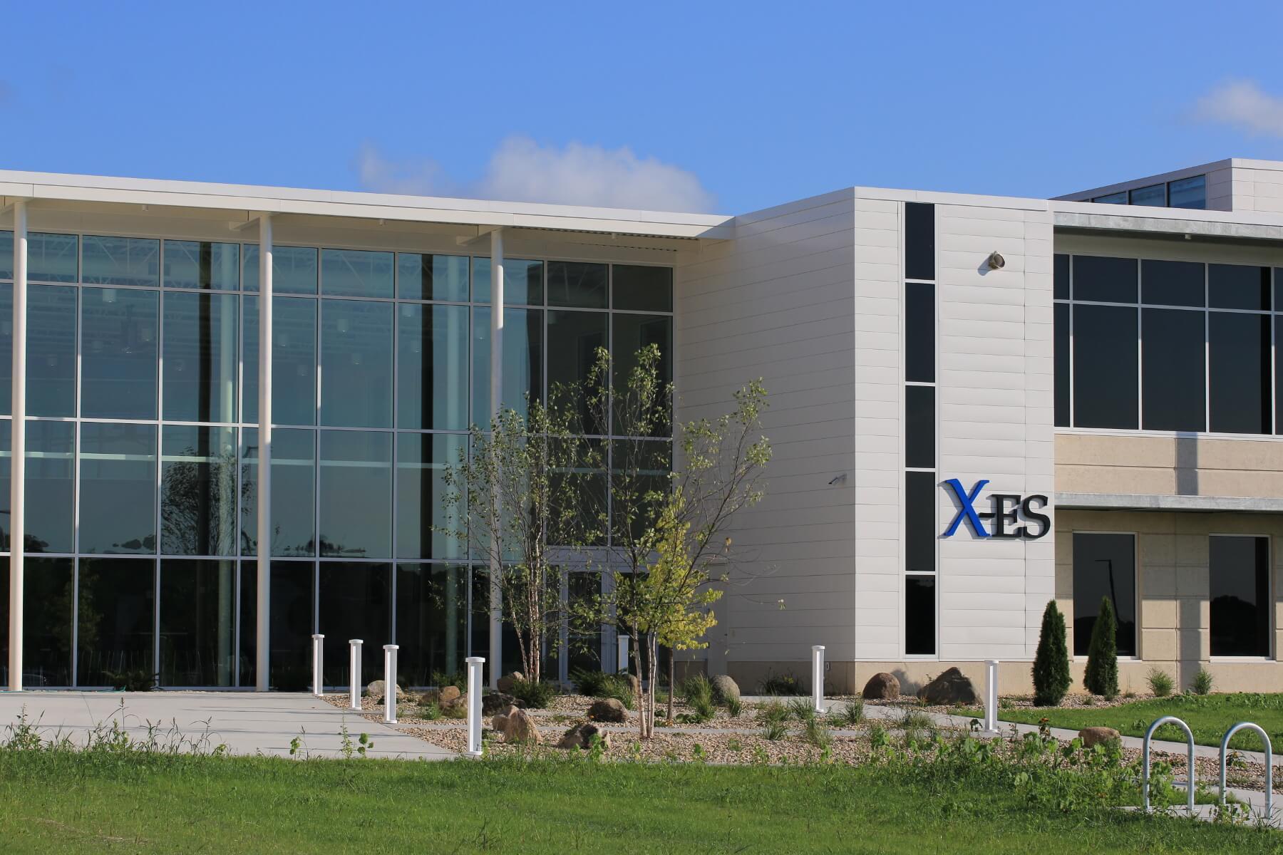 X-ES building photo