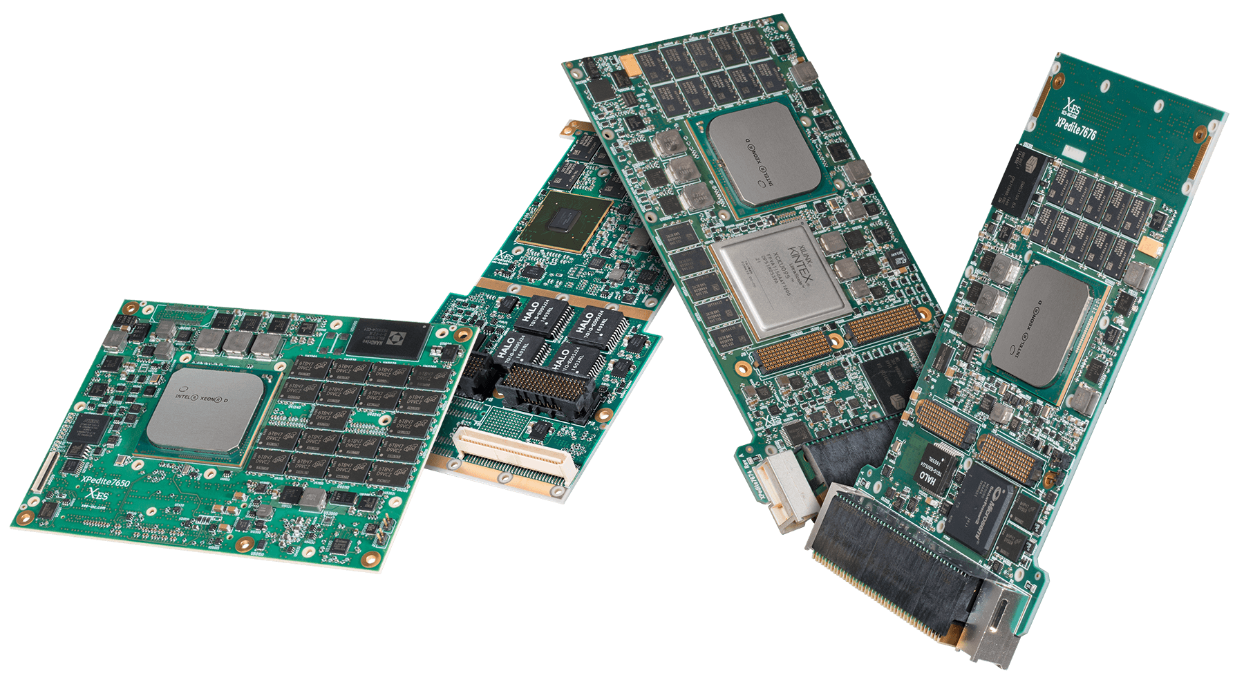 X-ES Embedded Processor Boards