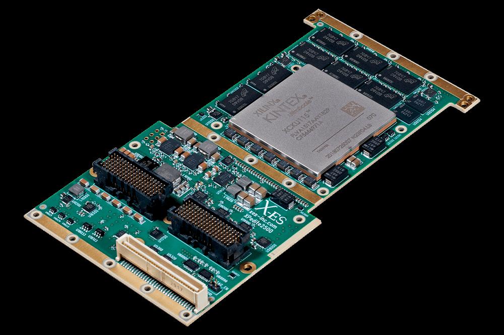XPedite2500 XMC FPGA Module