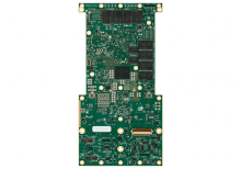 XPedite2600 | XMC FPGA Module Bottom Shot