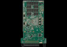 XPedite7680 | 3U VPX Single Board Computer Bottom Shot