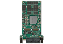 XPedite7680 | 3U VPX Single Board Computer Top Shot