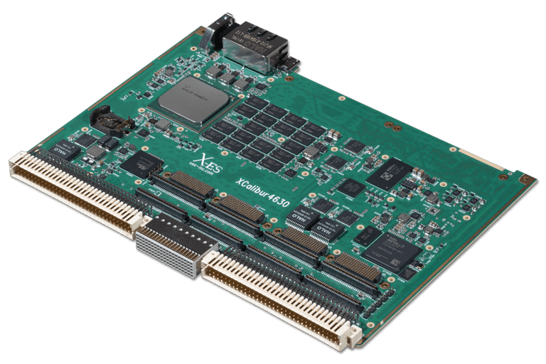 XCalibur4630 | 6U VME Single Board Computer