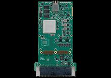 XChange3030 3U VPX Ethernet Switch Top Shot